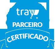 Selo Sirius Parceiro Certificado Tray